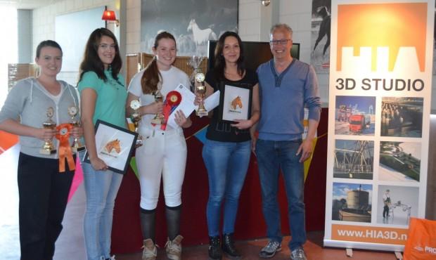 HIA3D Trofee uitgereikt