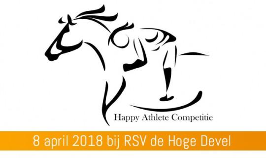 Happy Athlete Competitie